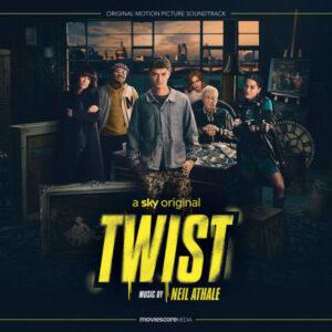 آلبوم موسیقی متن فیلم Twist اثری از نیل آتال (Neil Athale)