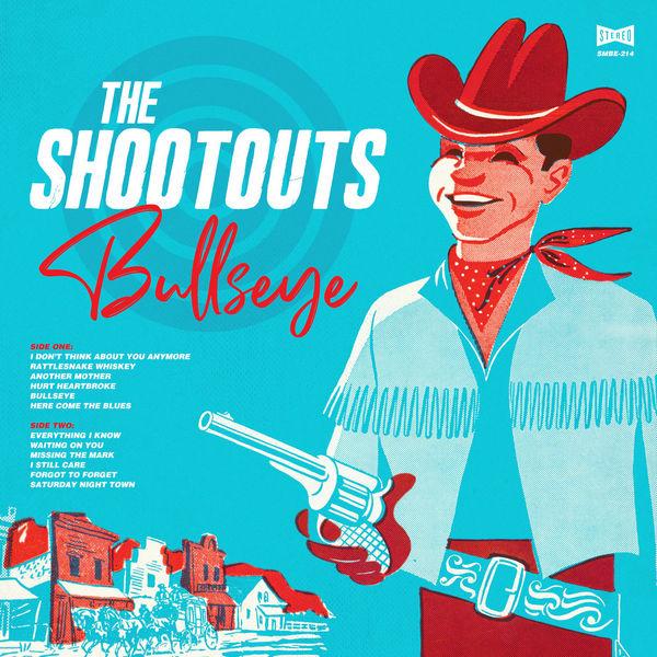 آلبوم موسیقی Bullseye اثری از د شوتوتس (The Shootouts)
