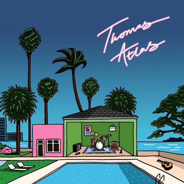 آلبوم موسیقی Thomas Atlas اثری از توماس اطلس (Thomas Atlas)