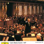 کارلو ماریا جولینی مجموعه کامل ضبط های دویچه گرامافون