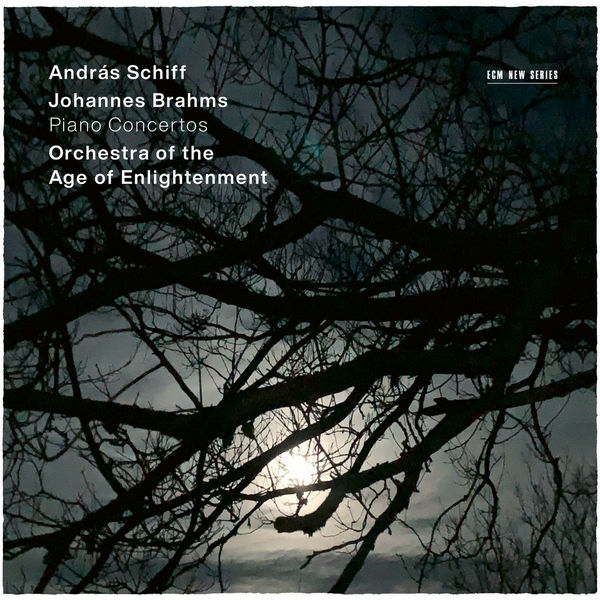 آلبوم موسیقی Brahms Piano Concertos اثری از آندرس شیف (András Schiff)