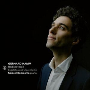 آلبوم موسیقی Rediscovered _ Bagatellen and Klavierstücke اثری از کامیل بومسما (Camiel Boomsma)