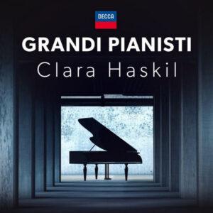 آلبوم موسیقی Grandi Pianisti Clara Haskil اثری از کلارا هاسکیل (Clara Haskil)
