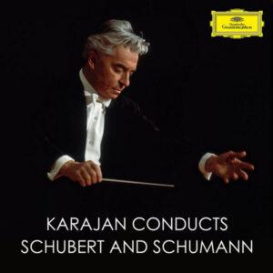آلبوم موسیقی Karajan conducts Schubert and Schumann اثری از هربرت فون کاراجان (Herbert von Karajan)