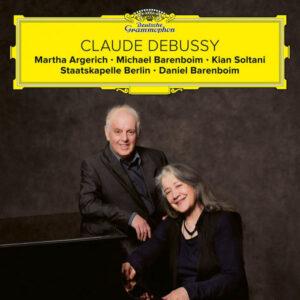 آلبوم موسیقی Debussy Fantaisie, Violin Sonata, Cello Sonata, La mer اثری از مارتا آرگریچ (Martha Argerich)