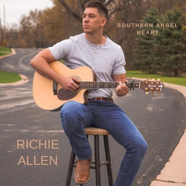 آلبوم موسیقی Southern Angel Heart اثری از ریچی آلن (Richie Allen)