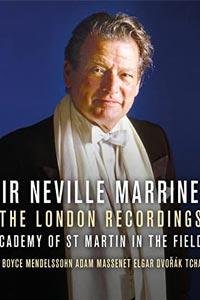 سر نویل مارینر مجموعه ضبط های لندن