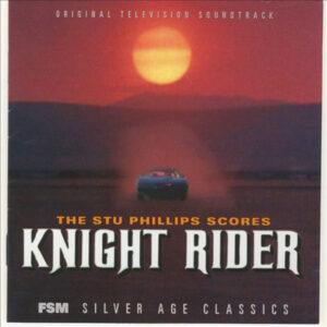 آلبوم موسیقی متن فیلم Knight Rider اثری از استو فیلیپس (Stu Phillips)