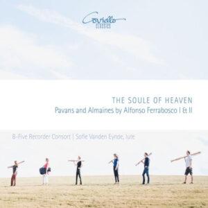 آلبوم موسیقی The Soule of Heaven اثری از بی فایو رکوردر کانسورت (B-Five Recorder Consort)