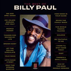 آلبوم موسیقی The Best Of Billy Paul اثری از بیلی پاول (Billy Paul)