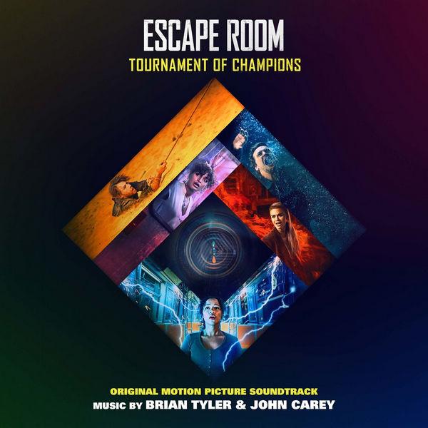 آلبوم موسیقی متن فیلم Escape Room Tournament of Champions اثری از برایان تایلر (Brian Tyler)