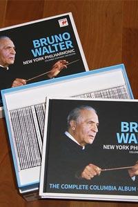برونو والتر – مجموعه آلبوم های کامل کلمبیا