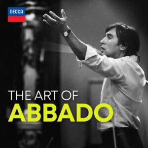 آلبوم موسیقی The Art of Abbado اثری از کلودیو آبادو (Claudio Arrau)