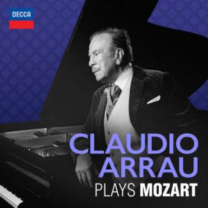 آلبوم موسیقی Claudio Arrau plays Mozart اثری از کلودیو آرائو (Claudio Arrau)