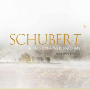 آلبوم موسیقی Schubert Piano Sonatas D. 568 & 845 اثری از جوزپه برونو (Giuseppe Bruno)