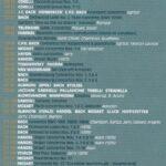 ژان فرانسوآ پایا – ضبط های کامل ارکسترال و کنسرتو لیبل اراتو
