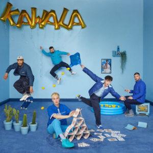 آلبوم موسیقی Paradise Heights اثری از کاوالا (KAWALA)