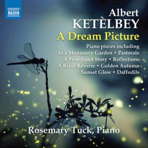 آلبوم موسیقی A Dream Picture اثری از رزماری تاک (Rosemary Tuck)