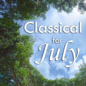 آلبوم موسیقی Classical for July Bach اثری از هنرمندان مختلف