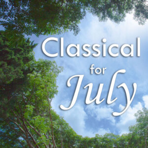 آلبوم موسیقی Classical for July Beethoven اثری از هنرمندان مختلف