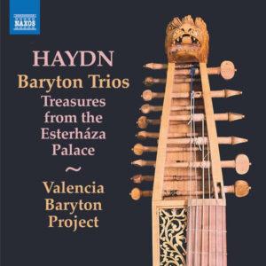 آلبوم موسیقی Haydn Baryton Trios اثری از پروجکت والنسیا باریتون (Valencia Baryton Project)