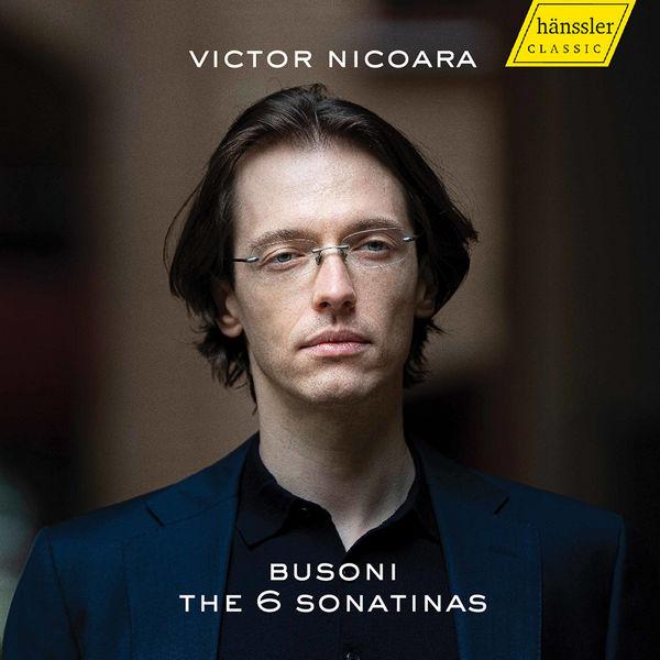 آلبوم موسیقی Busoni Piano Works اثری از ویکتور نیکوآرا (Victor Nicoara)
