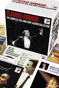 کلودیو آبادو مجموعه آلبوم های آر سی ای و سونی