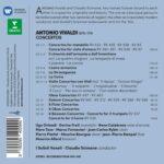 کلادیو شیمون کنسرت ویوالدی برای سازهای بادی