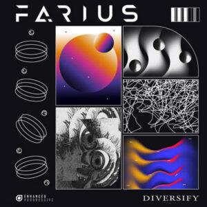 آلبوم موسیقی Diversify اثری از فاریوس ، سو مک لارن (Farius, Sue McLaren)