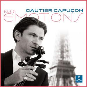 آلبوم موسیقی Plus d'émotions اثری از گوتیه کاپوسون (Gautier Capucon)