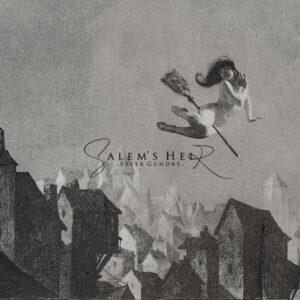 آلبوم موسیقی Salem's Heir اثری از پیتر گاندری (Peter Gundry)