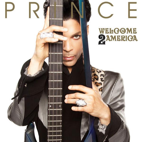 آلبوم موسیقی Welcome 2 America اثری از پرینس (Prince)