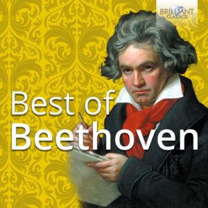 آلبوم موسیقی Best of Beethoven اثری از هنرمندان مختلف