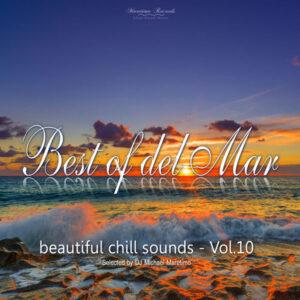 آلبوم موسیقی Best of Del Mar, Vol. 10 Beautiful Chill Sounds اثری از هنرمندان مختلف