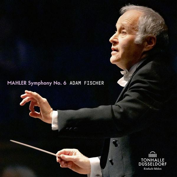 آلبوم موسیقی Mahler Symphonie No. 6 in A Minor اثری از آدامیم فیشر (A´da´m Fischer)