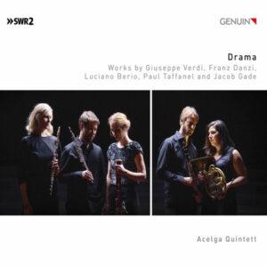 آلبوم موسیقی Drama اثری از اسلگاکوینتت (Acelga Quintet)