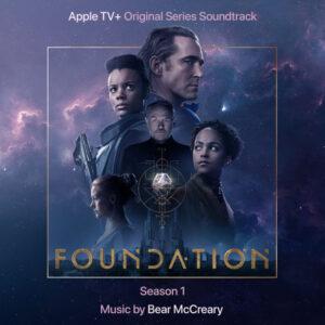 آلبوم موسیقی متن فیلم Foundation Season 1 اثری از بیر مک کری (Bear McCreary)