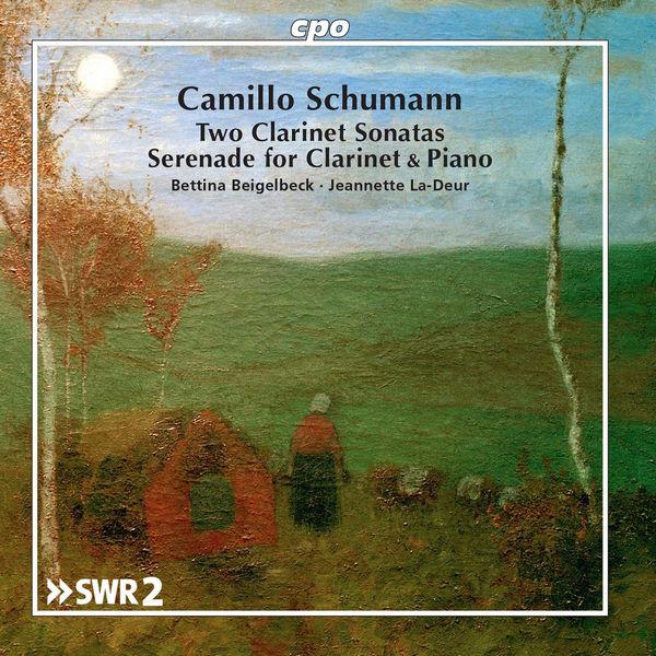آلبوم موسیقی Camillo Schumann Works for Clarinet & Piano اثری از بتینا بیگلبک (Bettina Beigelbeck)