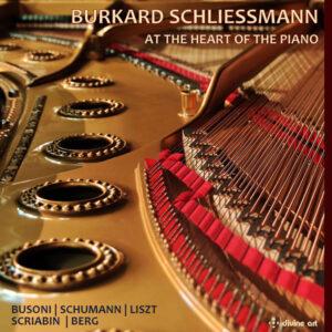 آلبوم موسیقی At the Heart of the Piano اثری از بورکارد شلیسمن (Burkard Schliessmann)