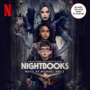 آلبوم موسیقی متن فیلم Nightbooks اثری از چرچس (CHVRCHES)
