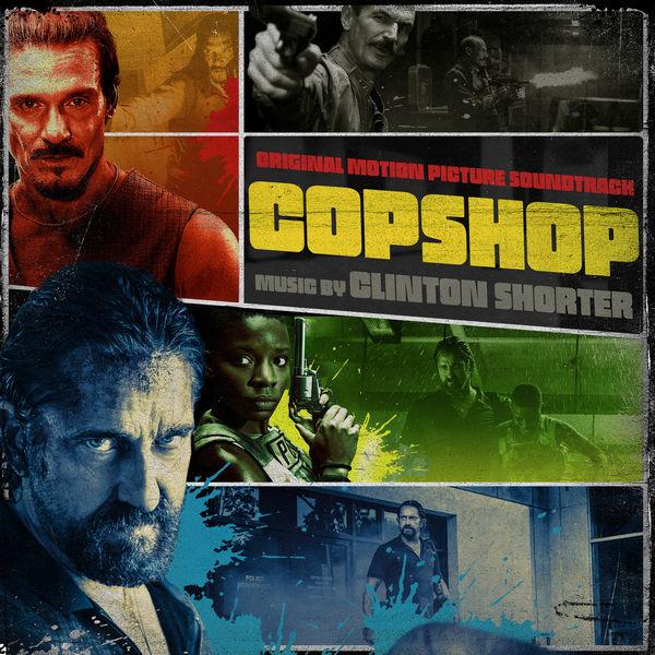 آلبوم موسیقی متن فیلم Copshop اثری از کلینتون شرتر (Clinton Shorter)