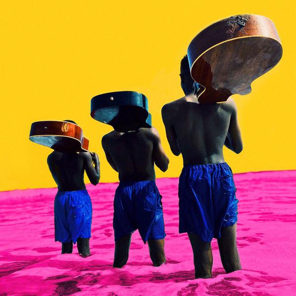آلبوم موسیقی A Beautiful Revolution اثری از کامان (Common)
