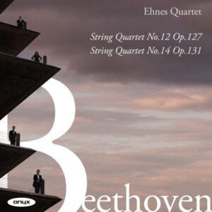 آلبوم موسیقی Beethoven String Quartets Nos. 12 & 14 اثری از احنس کوارتت (Ehnes Quartet)