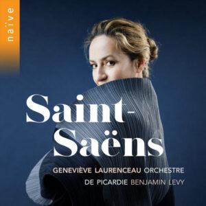 آلبوم موسیقی Saint اثری از ژنویو لورنسو (Geneviève Laurenceau)