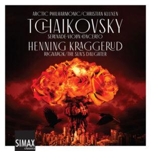 آلبوم موسیقی Tchaikovsky Serenade Violin Concerto. Kraggerud The sun's daughter اثری از هنینگ کراگرود (Henning Kraggerud)