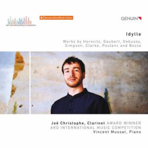 آلبوم موسیقی Idylle اثری از جو کریستف (Joë Christophe)