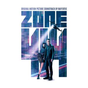 آلبوم موسیقی متن فیلم Zone 414 اثری از رافرتی (Raffertie)