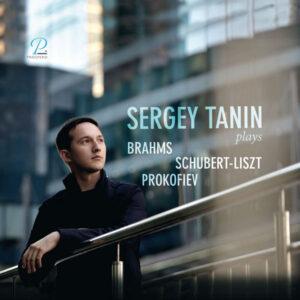 آلبوم موسیقی Piano Recital Brahms Liszt Schubert Prokofiev اثری از سرگئی تانین (Sergey Tanin)