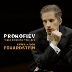 آلبوم موسیقی Prokofiev Piano Sonatas Nos. 6 8 اثری از سورین فون اکاردشتاین (Severin von Eckardstein)
