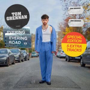 آلبوم موسیقی Evering Road اثری از تام گرنان (Tom Grennan)